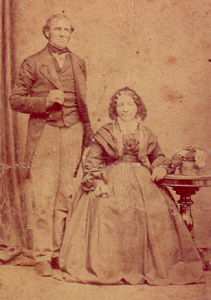 William Hale and Harriet Hale.